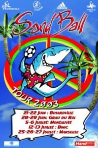 sandball-tour-2003-affiche