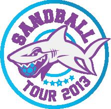 Sandball Tour 2013 à la hauteur du rendez vous !