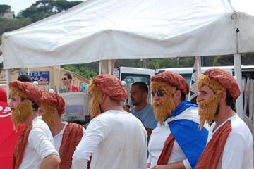 Sandball Tour 2014: Retour sur l'étape de Sainte Maxime