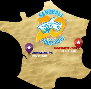 carte-sandball-tour-2015-angouleme-annemasse