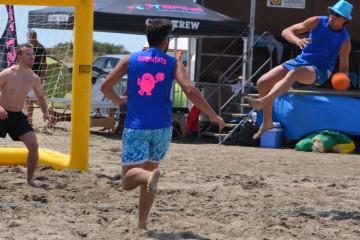 Sandball Tour 2015 : Étape de Port-Saint-Louis-du-Rhône (13), 11 et 12 juillet