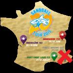 Annulation de l'étape de Sainte-Maxime du Sandball Tour 2015