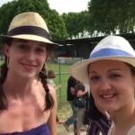 Sandball Tour 2015 : Camille Ayglon et Blandine Dancette ont aussi un message pour vous