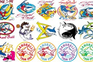 20 ans de Sandball, 20 ans de Logos