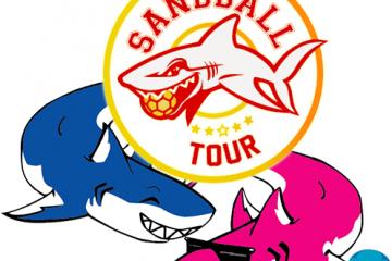 Le déroulement des tournois du Sandball Tour: Au moins 7 matchs sur tout le week-end