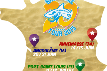 Tournée des 20 ans du Sandball, J-2 : Plus que quelques heures pour vous inscrire à Annemasse