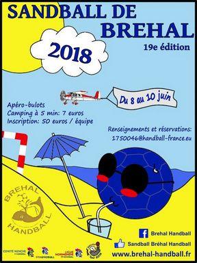 Sandball de St-Martin-De-Bréhal