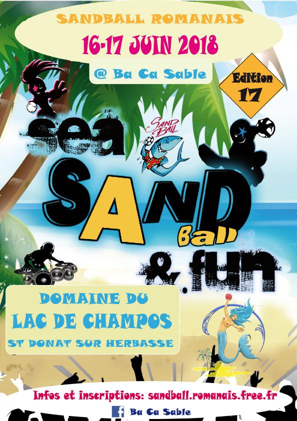 Sandball Romanais