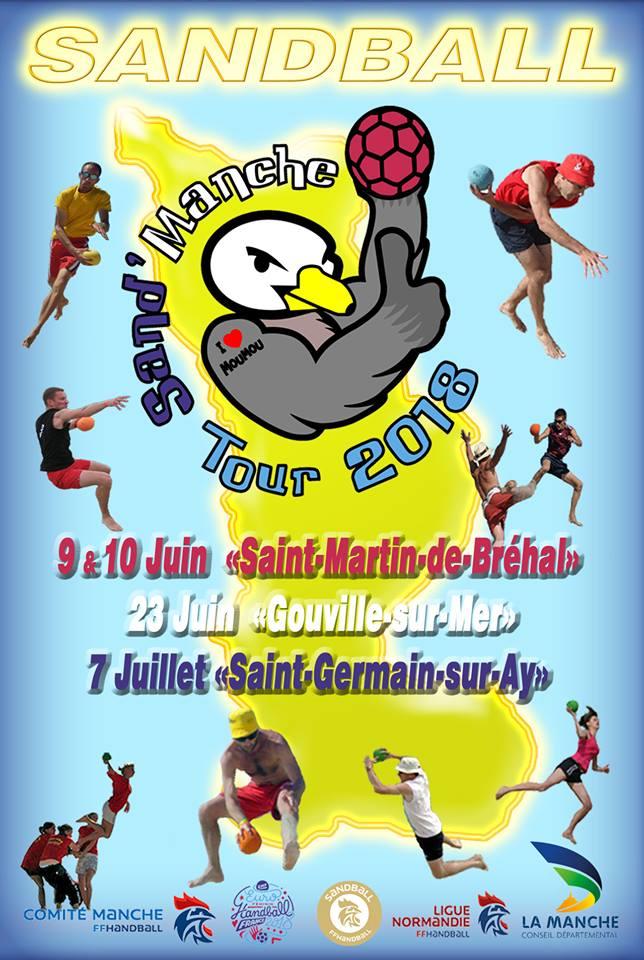 Sandball de Saint-Germain-sur-Ay