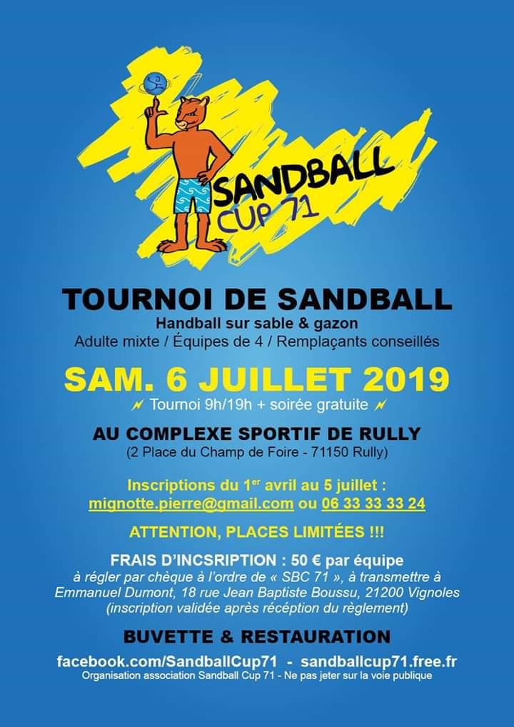 Sandball Cup 71