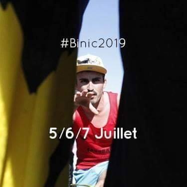 Master Sandball Binic : Tournoi Open