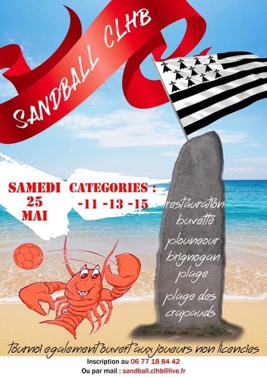 Sandball Jeunes CLHB
