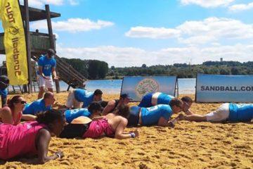 Sandball Tour 2019 : Étape de Torcy (77), 22 et 23 juin