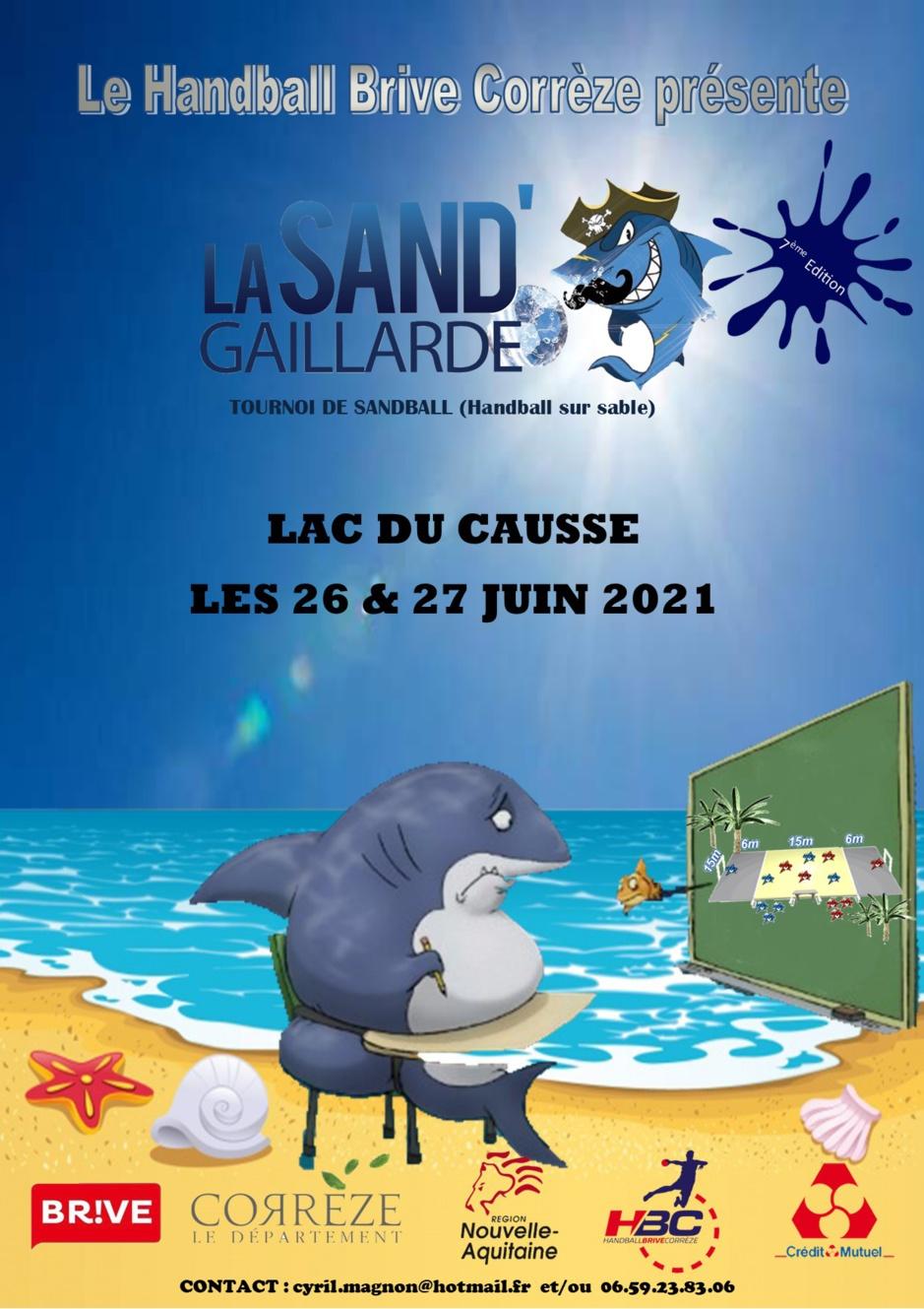 La Sand'Gaillarde 2021